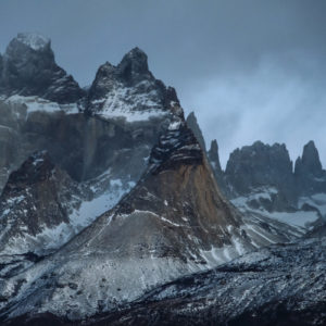 Cuernos del Paine - Patagonie